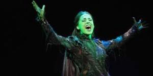 Wicked una experiencias enriquecedora en la carrera de Danna Paola