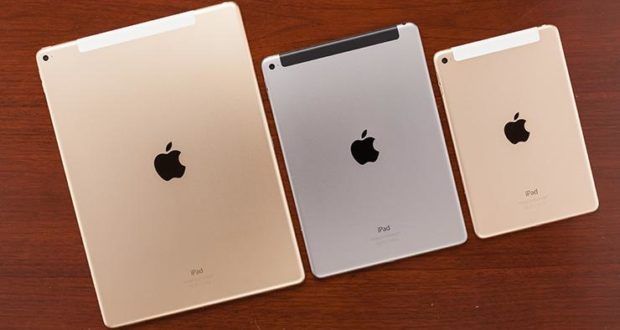 Apple prepara tres versiones distintas del iPad para primavera