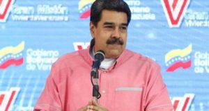Maduro dice tener 'buenas noticias' sobre diálogo con oposición